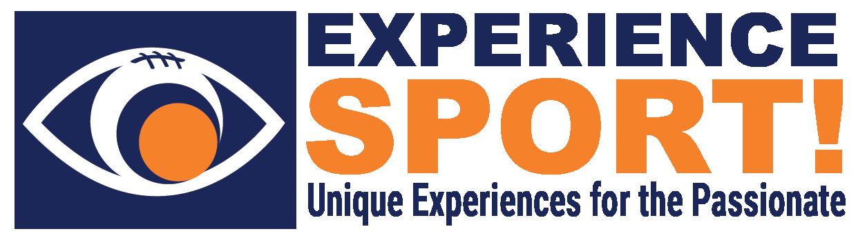 Expreience sport logo horizontal